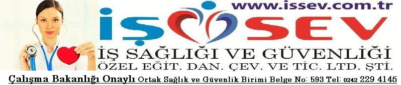 Antalya İş Sev OSGB İş Güvenliği Logo